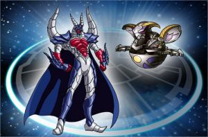 Bakugan � l'unit� Percival - Darkus