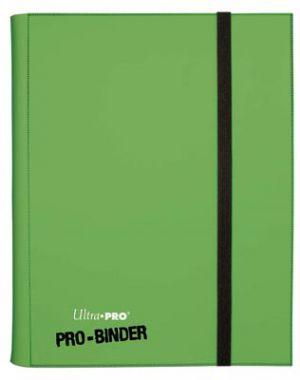 Portfolios Pro-binder - Vert Clair -  360 Cases (20 Pages De 18)