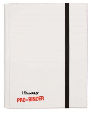 Portfolios Pro-binder - Blanc -  360 Cases (20 Pages De 18)