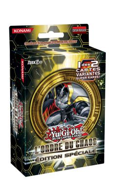 Packs Edition Sp�ciale L'ordre Du Chaos