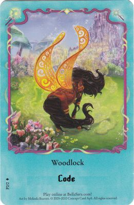 Ultrajeux cartes promo woodlock carte promo f es de la lune bella sara - Jeux de bella sara ...