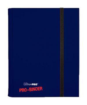 Portfolios Pro-binder - Bleu Foncé -  360 Cases (20 Pages De 18)
