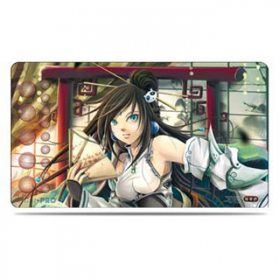 Ultrajeux Playmat Tapis De Jeu Ultra Pro Yan Shi Yu Gi Oh