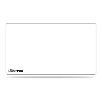 Tapis de Jeu Playmat - Ultra Pro Blanc