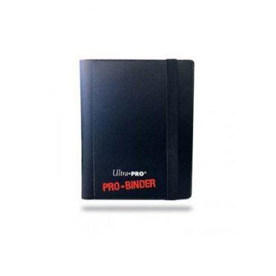 Portfolios Pro-binder - Noir - 80 Cases (20 Pages De 4)