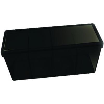 Boites de Rangement Dragon Shield 4 Compartiments - Noir