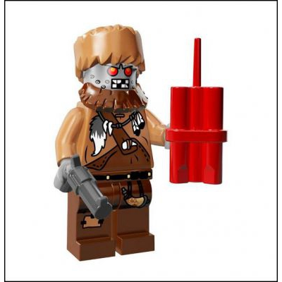 Minifigures The Movie Minifigures The Lego Movie  - 14 - Wiley Fusebot
