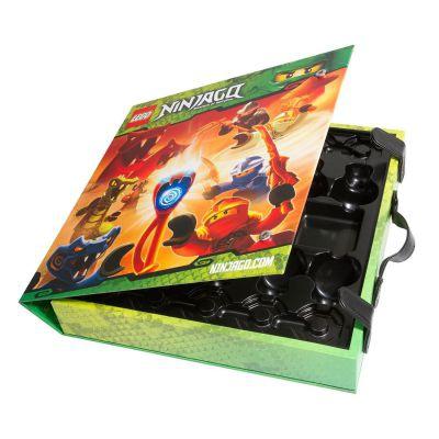 Ninjago 853409 - Boîte De Rangement Pour Toupie