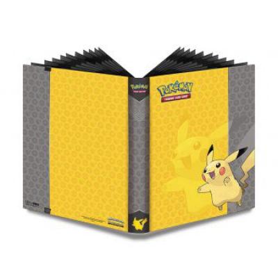 Portfolios Pro-binder - Pikachu -  360 Cases (20 Pages De 18)