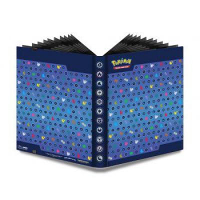 Portfolios Pro-binder - Silhouettes -  360 Cases (20 Pages De 18)