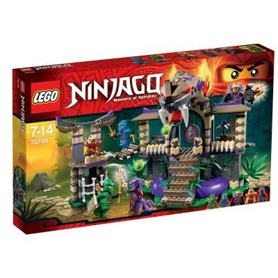 70749-Le temple Anacondra de LEGO