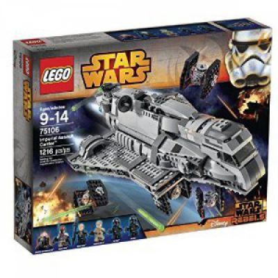 Star Wars 75106 - Imperial Assault Carrier (transporteur D' Assaut Impérial)