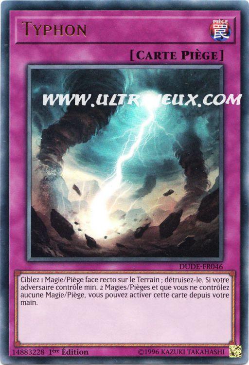 VF//Ultra Rare YUGIOH Zone de Dimension Parallèle DUDE-FR045