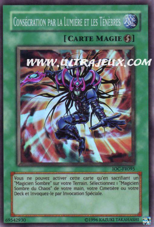 Carte Yu Gi Oh Cons 233 Cration Par La Lumi 232 Re Et Les