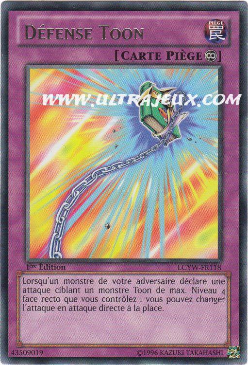 carte yu gi oh a l unité Yu Gi Oh Collection Légendaire 3 Le Monde de Yugi LCYW FR Cartes à