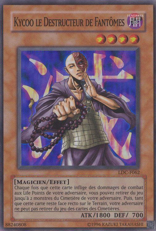 Kycoo Le Destructeur De Fantome DB2-FR002 Yu-Gi-OH