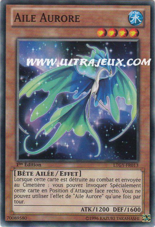 Carte yu gi oh aile aurore ltgy fr013 - Www cetelem fr carte aurore ...