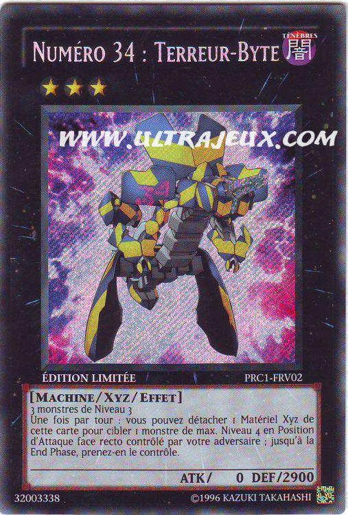 Carte Yu-Gi-Oh  Cartes   224  l Unit  233  Fran  231 ais - Collection Premium 2012Yugioh Number 4 Stealth Kragen